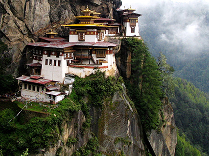 Visit To Tigers Nest Photos