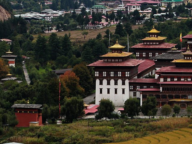 GateWay to Bhutan Photos