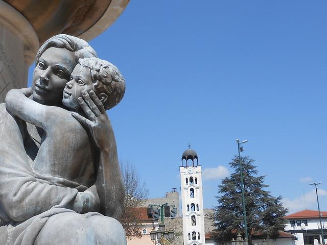 Macedonian Pilgrimage with Vangel Photos