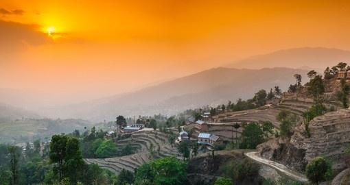 Highlight of Nepal Photos