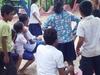 All2be Clients Visit School, Siem Reap