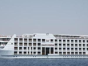 Radamis Cruise Nile Aswan - Luxor Photos