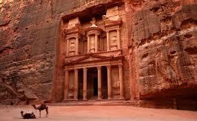 Tour Petra desde puerto Aqaba Fotos