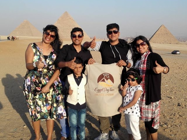 Half Day Giza Pyramids Tour Photos