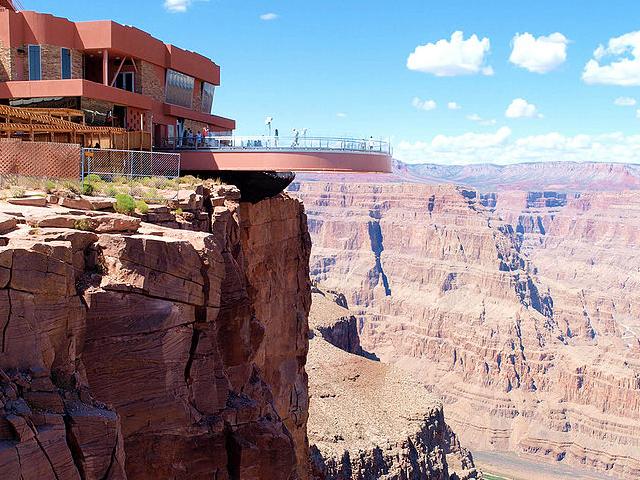 West Rim Bus Grand Canyon Photos