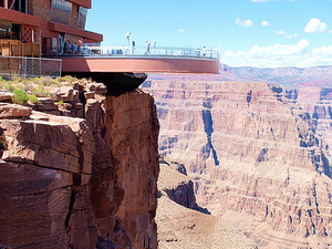 Grand Canyon West VIP Small Group Tour