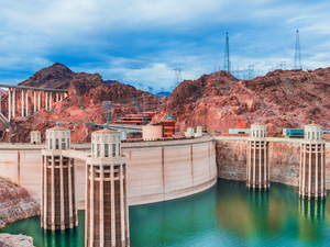 Hoover Dam Premier Bus Tour Fotos