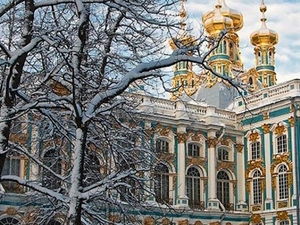 Catherine Palace Tour with Private Driver Fotos