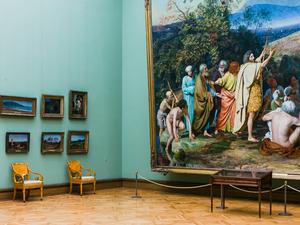 Russian Art Tour of Tretyakov Gallery Photos