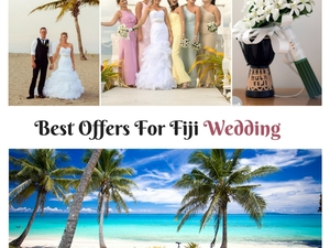 Fiji Wedding Packages - All Inclusive Destination Weddings