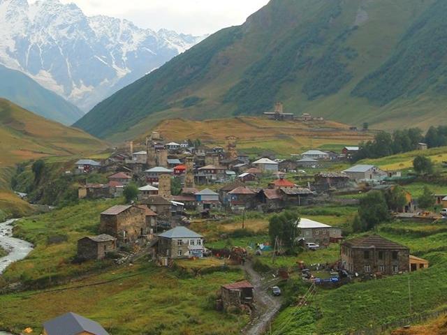 Trekking in Svaneti Photos