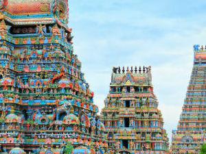 Temple Tour - Madurai, Rameswaram And Kanyakumari