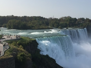 Niagara Falls Tour from New York City