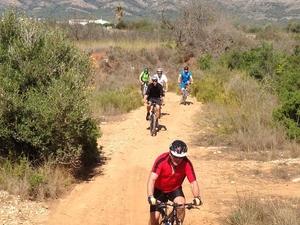Mountain Bike Tour Rio Gorgos