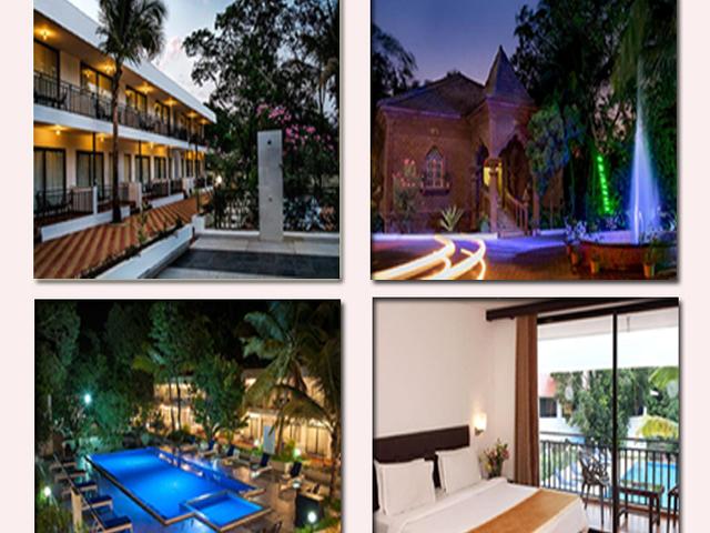 Goa Resort Package Photos