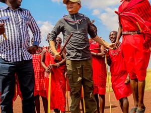 Decagon Safari: Completer Wildlife Safari Fotos