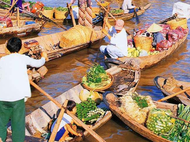Discover The World Heritage Roads Of Vietnam And Cambodia – 16 Days 15 Nights Photos