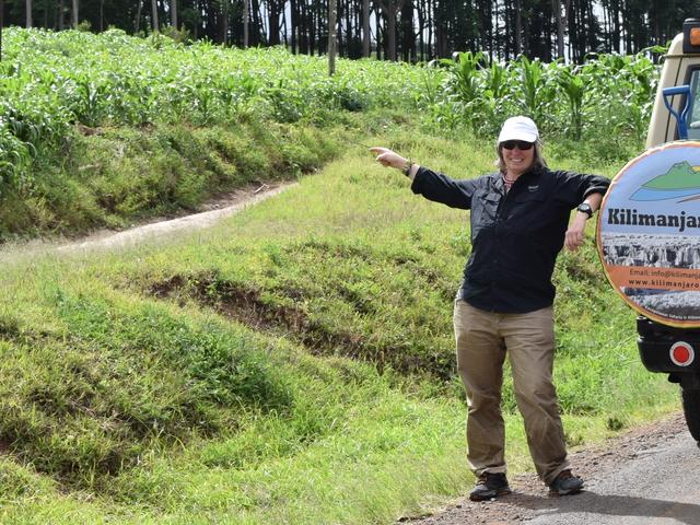 Kilimanjaro Rongai Route 6 Days hiking Photos