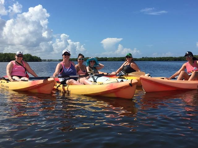Kayaking Estero Bay Photos