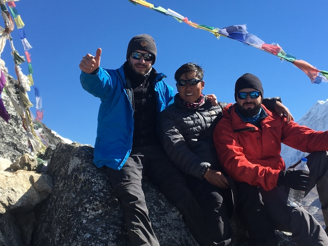 Short Everest Base Camp Trek Photos