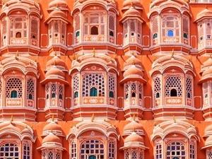 Jaipur Day Trip - Pink City in Rajasthan Ex-Delhi Fotos