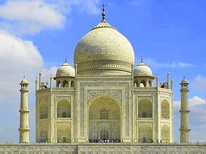 Golden Triangle In Two Days Agra And Jaipur