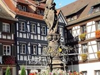 Lovely Half-Timbered Houses In Germany