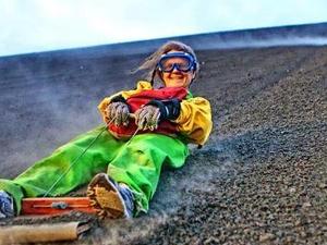 Extreme Adventure at Cerro Negro Photos