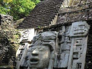 Lamanai Lost Mayan Civilization Photos