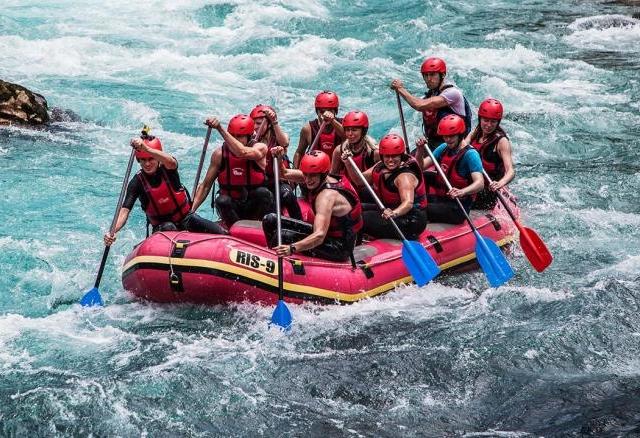 Explore Paradise Rafting in Rishikesh Photos