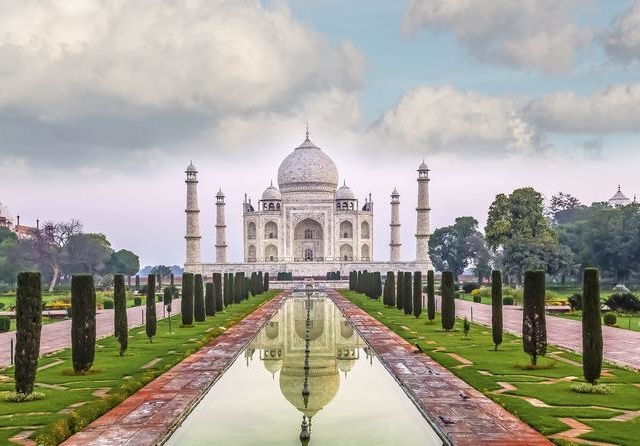 Full-Day Private Taj Mahal and Agra City Tour Photos