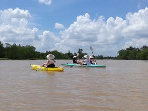 Mekong Kayaking & Boating Photos