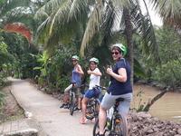 Mekong Kayaking & Cycling
