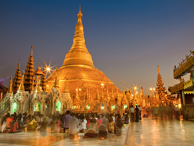 Yangon And Inle Lake Package Tour Photos