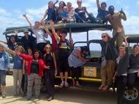 American Ladies On Safari