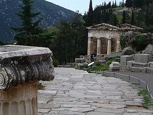 Delphi tour from Athens Fotos