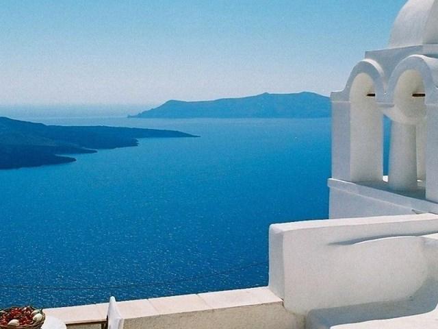 Athens, Mykonos and Santorini Tour Photos