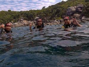 PADI Openwater - Advanced Course Combo Photos