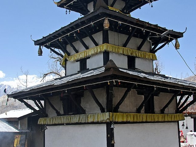 Muktinath Yatra Photos