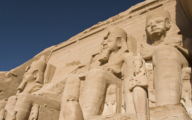 Trip to Abu Simbel And Aswan From Luxor Photos
