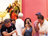Vip Morning At Uffizi Gallery Vasari Corridor