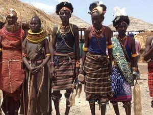 Lake Turkana Festival Photos
