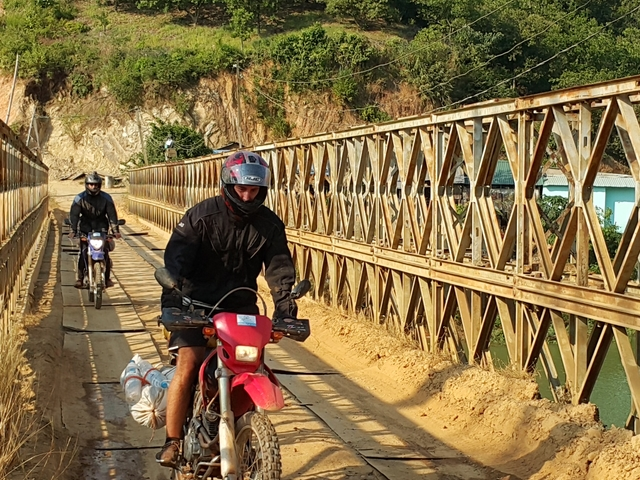 Motorbike Mui Ne Nha Trang Tour Vietnamrider® Photos