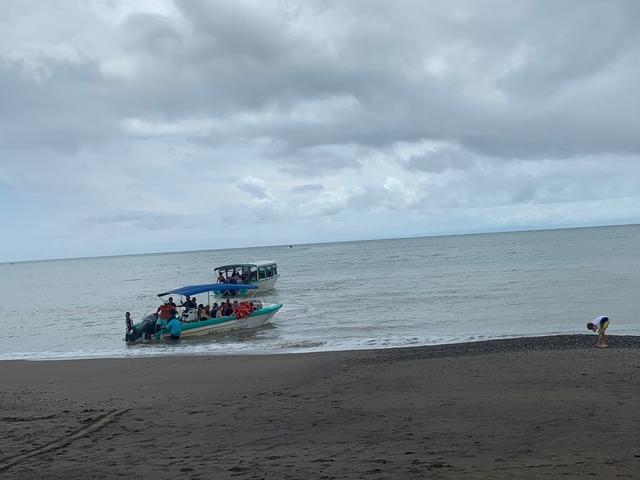 DrakeBay to Sierpe or Sierpe to DrakeBay-Boat Transfer Photos
