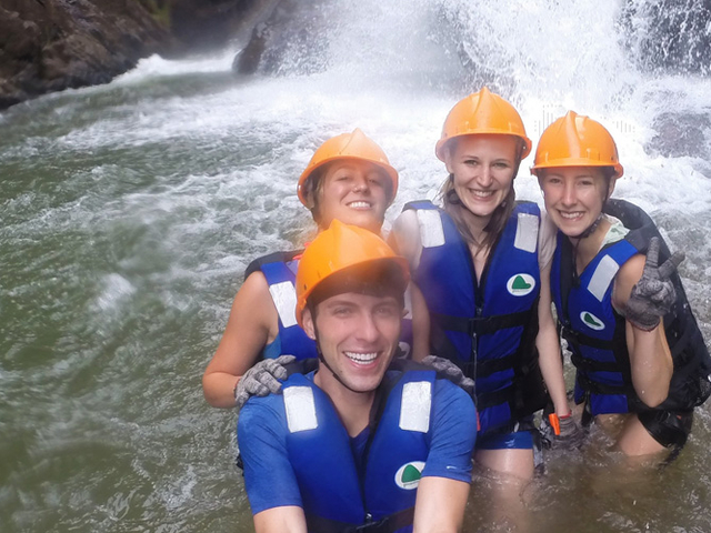 DALAT'S ABSEILING - RAPPELLING THE WATERFALLS AND CANYONS Photos