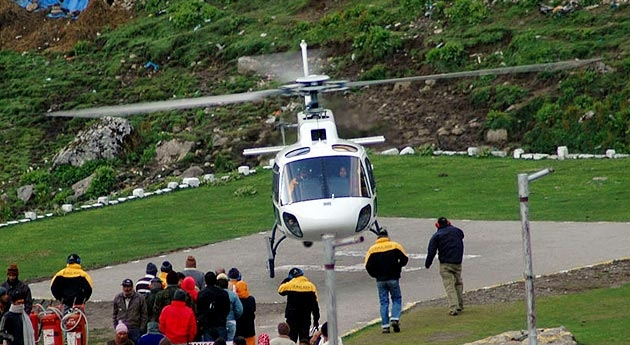 Best Deals For Char Dham Yatra By Helicopter Photos