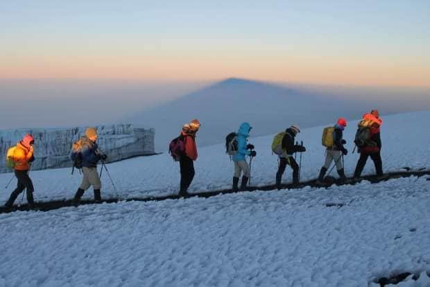 6 Days Kilimanjaro Climbing - Marangu Route Photos