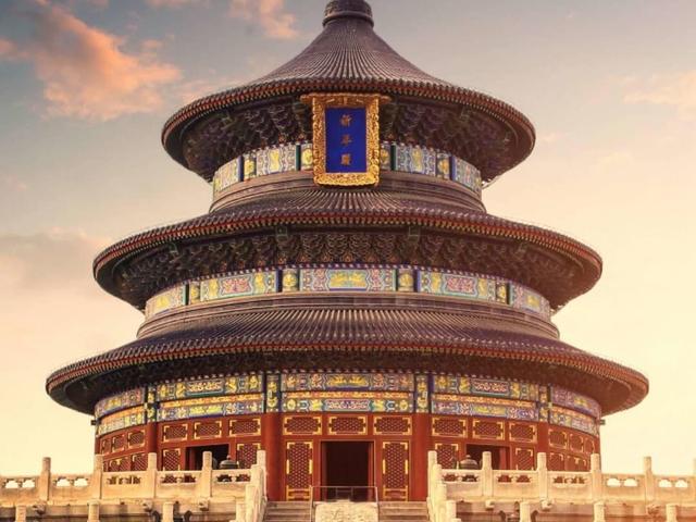 4 Days Beijing City Glimpse Tour Plus Hiking Great Wall Photos