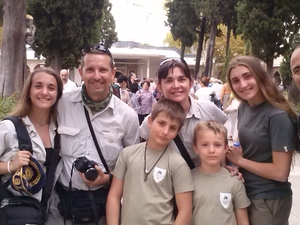 English And Spanish Speaking Official And Licensed Private Tour Guide And Driver In Istanbul Photos
