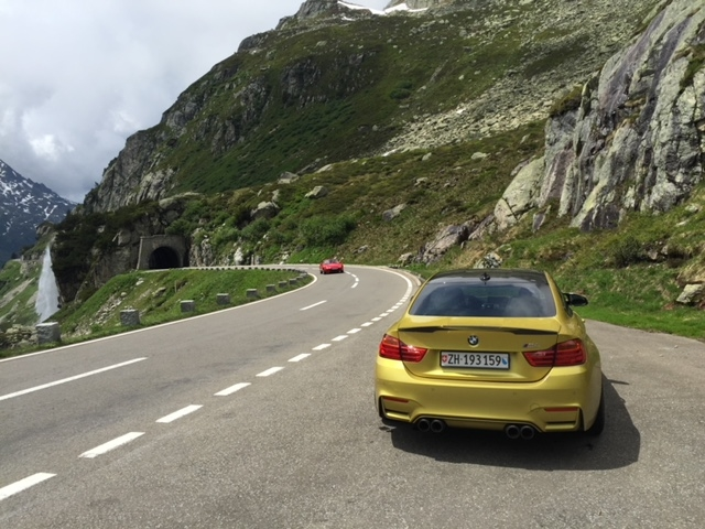 Swiss Alps & Lakes Driving Tour in a Porsche Boxster 718 S Photos